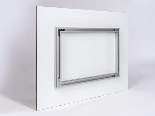 Acrylic Glass Picture Backside Landscape