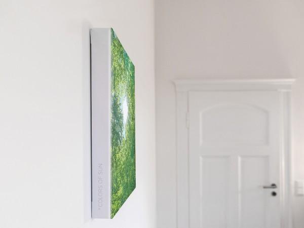 Leinwandbild Motiv Harmonie 33x44cm Detail