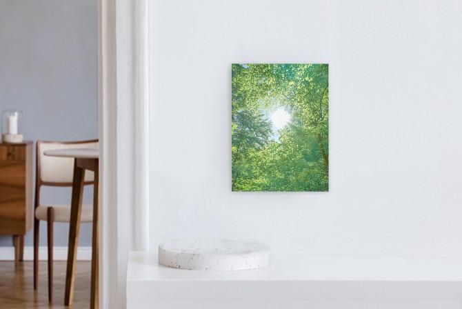 Leinwandbild Motiv Harmonie 33x44cm